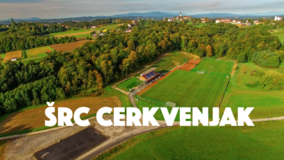 VIDEO: ŠRC Cerkvenjak